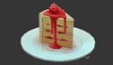 <br>Layer Cake: <br> a Photoshop Script <br> by Travis Evashkevich
