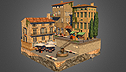 <br><br>3D1 Exam results 2015 - 16: <br>Cityscene on Sketchfab <br>