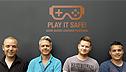 GreyGin wins <br> BizzIdee 2017  <br>award with <br>Play it Safe<br>
