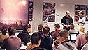 Unreal Engine  <br>Evangelist  <br> Sjoerd De Jong <br> visits DAE