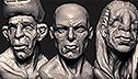 <br><br><br>sculpts by <br>Tom Delboo